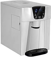 Machine à glaçons Ice Maker Portable, Machine à glace Countertop, 33 livres de glace par 24 heures, Glaçons Prêt à 7-11 mi...