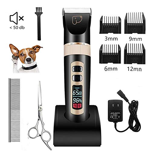 Inkeip Dog Shaver Clippers