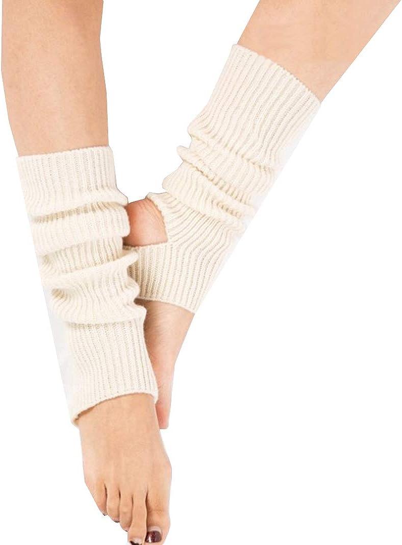 Baby Toddler Girls & Womens Dance Socks Leg Warmers,Workout Yoga Ballet Legwarmers