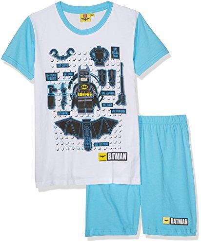 LEGO 79214 Conjuntos de Pijama, Blanco (Blanco), 8 años para Niñas