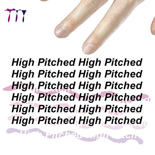 Finger Footballer (High Pitched Version)