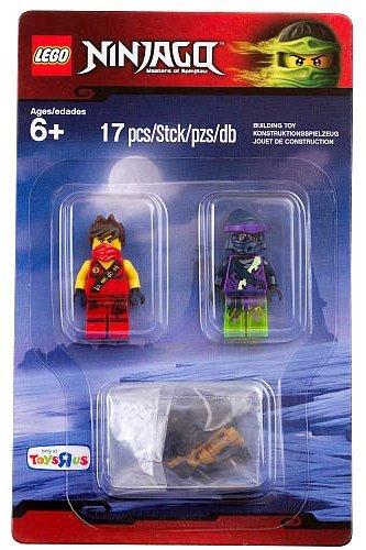 LEGO Ninjago 5003085 Kai & Morro Minifigure Pack