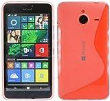 S-LINE TPU Soft Case for Microsoft Lumia 640XL Silicone