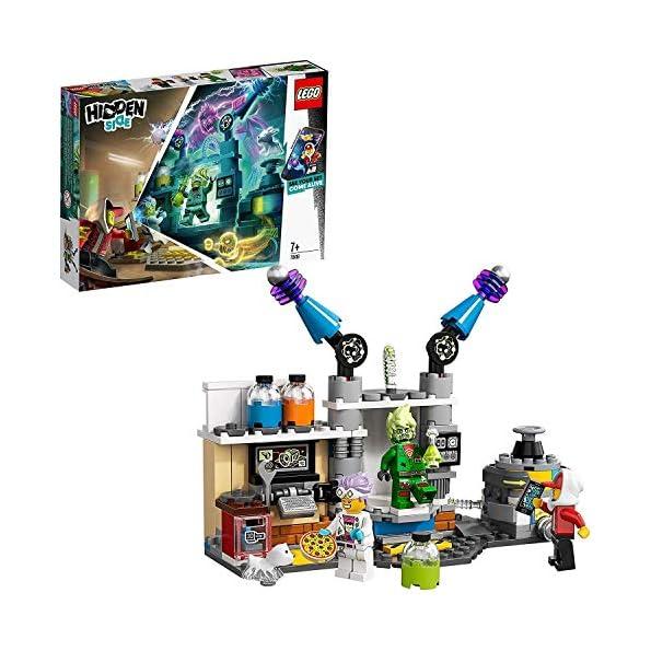 LEGO Hidden Side - Il Laboratorio Spettrale di J.B.
