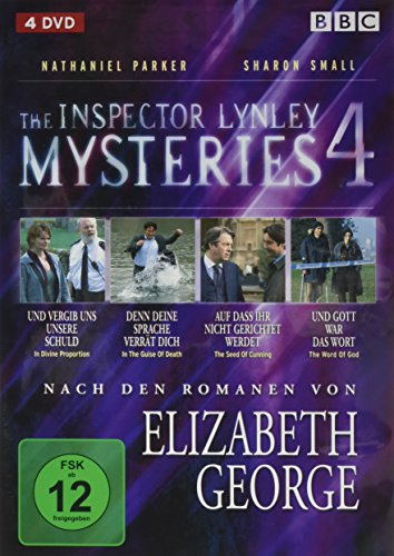The Inspector Lynley Mysteries - Vol. 04 [4 DVDs]
