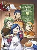El ratón de biblioteca 6 (Kitsune Manga)