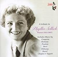 Tribute to Phyllis Sellick Pianist