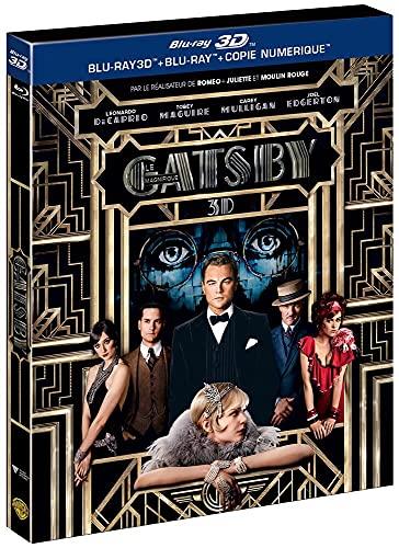 Gatsby 3D [Blu-ray 3D + Blu-ray + Copia Digitale] [Edizione: