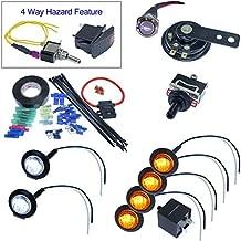Turn Signal Kits (Horn & Install Kit, Toggle Switch)