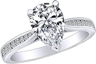 Best 1.7 carat diamond ring price Reviews