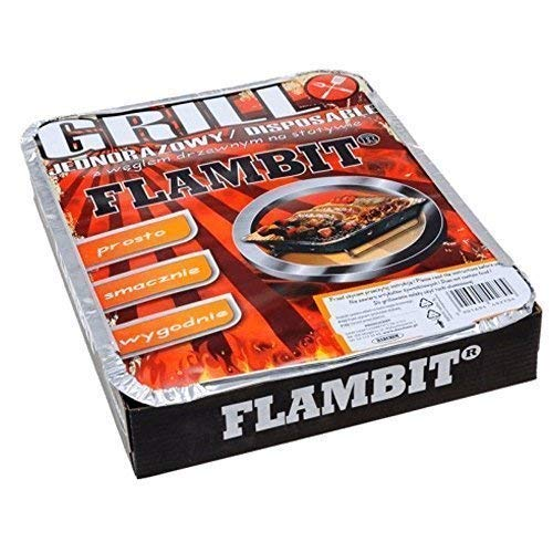 Flambit -   Einweggrill To go,
