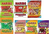 HARIBO ハリボーグミ 人気食べ比べ7袋セット【A】(2021年発売)