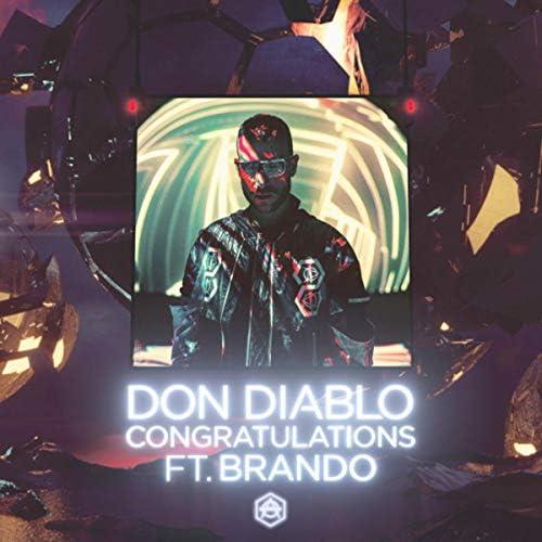 Don Diablo feat. Brando