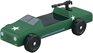 Revell Military Buggy Starter Series with Official Wheels and Axles Pinewood Derby Racer Kit