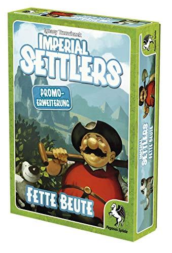 Pegasus Spiele 51968G - Imperial Settlers Fette Beute