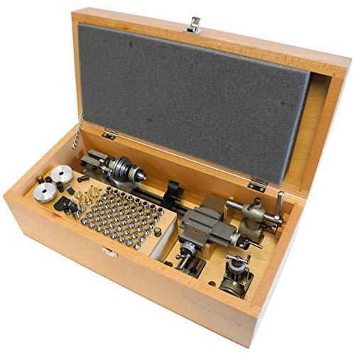 Torno de precisión para relojero VECTOR 48