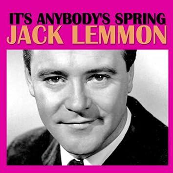 It's Anybody's Spring