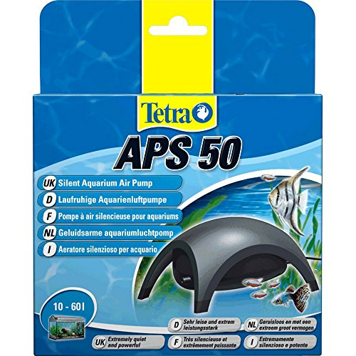 Tetra APS50 Silent Aquarium Air Pump