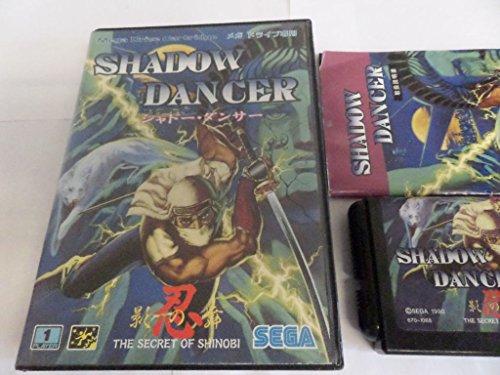 Shadow Dancer: The Secret of Shinobi [Japan Import] [Sega Megadrive] (japan import)