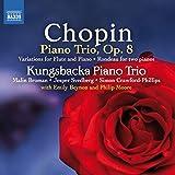 Trio avec Piano OP.8-Variations pour Flûte