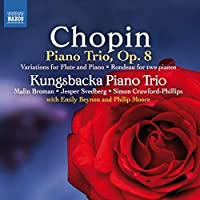 Piano Trio Op. 8/Variations for Flute & Piano