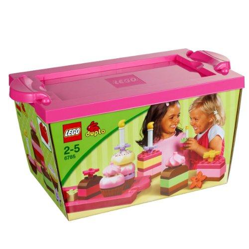 LEGO Duplo Steine & Co. 6785 - Lustiges Kuchen-Spielset