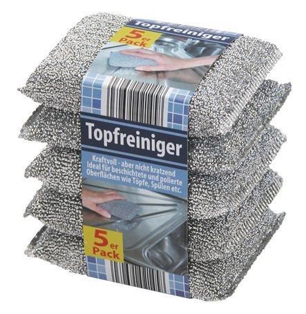 Topfreiniger 5er Pack hochwertige Ausführung