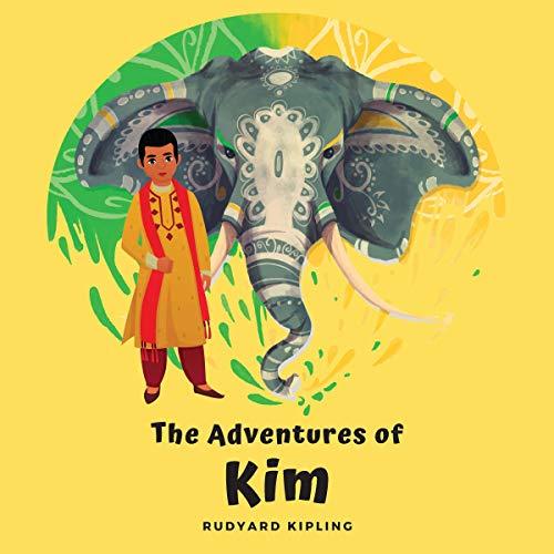 『The Adventures of Kim』のカバーアート