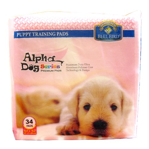Alpha Dog Series Puppy Training Pad by Alpha Dog Series
