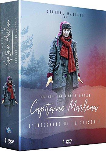 Coffret capitaine marleau, saison 1