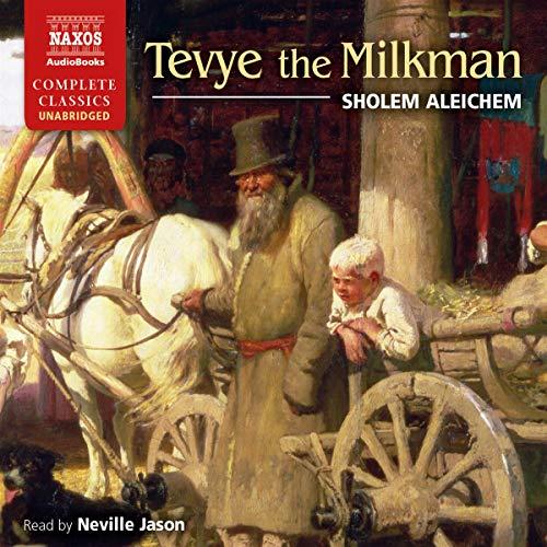 Tevye the Milkman cover art