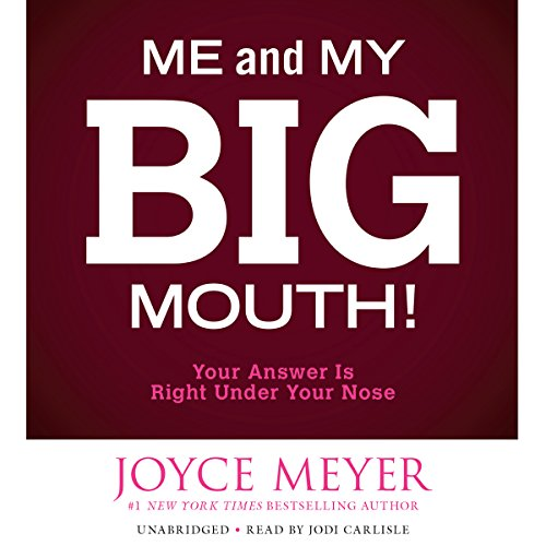Me and My Big Mouth! cover art