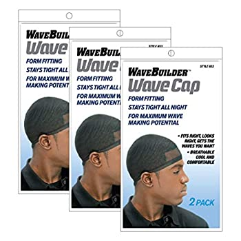 Wavebuilder Wave Cap 3 Packages with 2 each  Total of 6 Caps