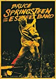 Reproduktion Poster Bruce Springsteen - Perth Arena 2017,