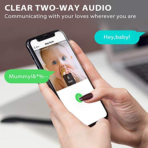 The Best Video Baby Monitors with Smartphone Apps 2021