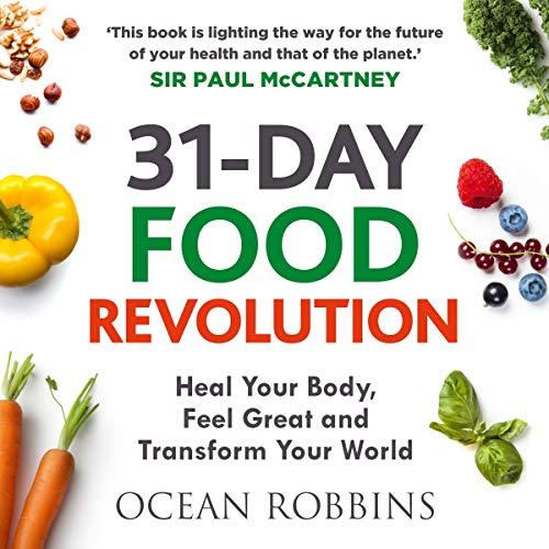 31-Day Food Revolution audiobook cover art