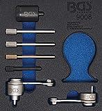 BGS 9008, Set di Attrezzi di Regolazione del Motore, per Jaguar, Land Rover 2.7, 3.0 TD V6...