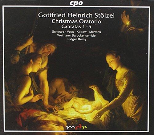 Oratorio De Navidad (Cantatas 1-5)