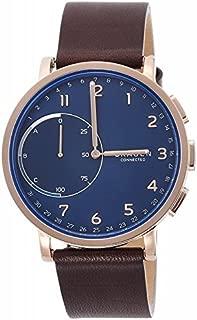 SKAGEN スカーゲン 腕時計 HAGEN CONNECTED ハイブリッドスマートウォッチ SKT1103 メンズ ネイビー [並行輸入品]