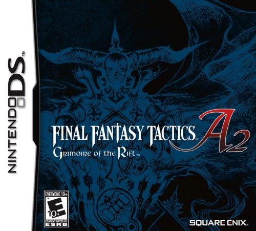 Final Fantasy Tactics A2: Grimoire of the Rift (#) /NDS