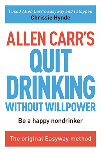 ALLEN CARRS QUIT DRINKING W/O (Allen Carr's Easyway)