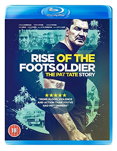 Signature Entertainment - Rise Of The Footsoldier 3 - The Pat Tate Story Blu-Ray (1 BLU-RAY)