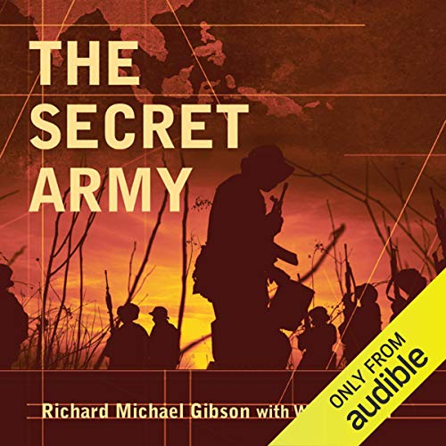 Page de couverture de The Secret Army