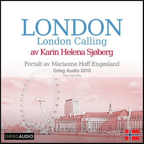 Reiseskildring - London [Travelogue - London] audiobook cover art