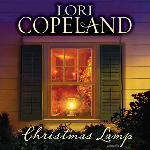 The Christmas Lamp audiobook cover art