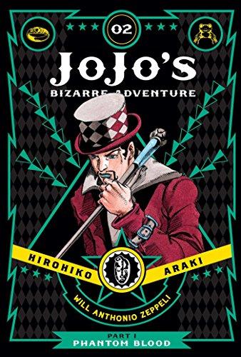 JoJo's Bizarre Adventure: Part 1--Phantom Blood, Vol. 2 (2) California