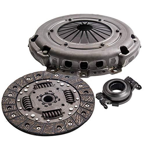 Autoshoppingcenter Kupplung Kupplungssatz Clutch kit für POLO 6N 6N1 6N2 1.4 030198141BX 190mm