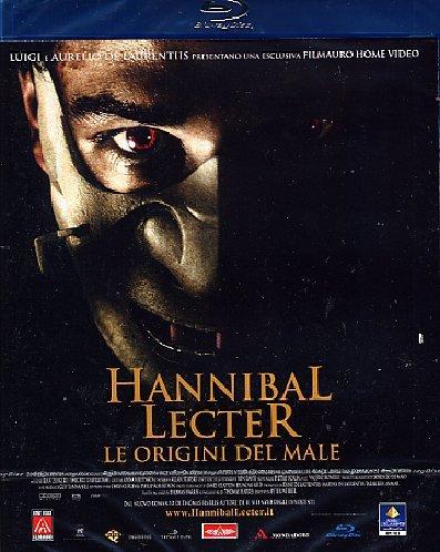 Hannibal Lecter - Le origini del male [Blu-ray] [IT Import]