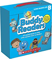 Buddy Readers Guided Reading Level B: 20 Leveled Books for Little Learners Soar As Readers, Includes Parent Guide
