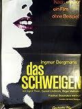 Das Schweigen - Ingmar Bergman - Filmposter A1 84x60cm